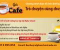 Góc Cafe – Trò chuyện cùng chuyên gia