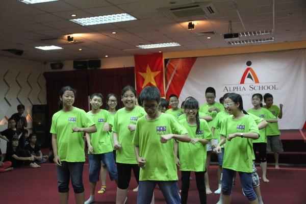 7A1 Đạt giải Ba toàn đoàn
