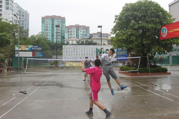 Nam Hảo - Minh Trí (7A2) Đạt giải Nhì