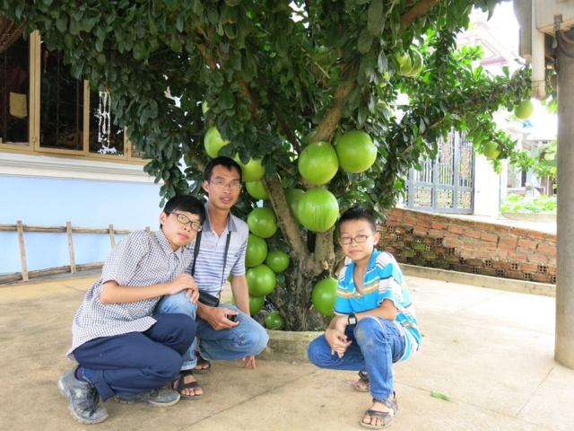 Việt Hoàng, anh Phạm Xuân Sơn, Minh Nhật