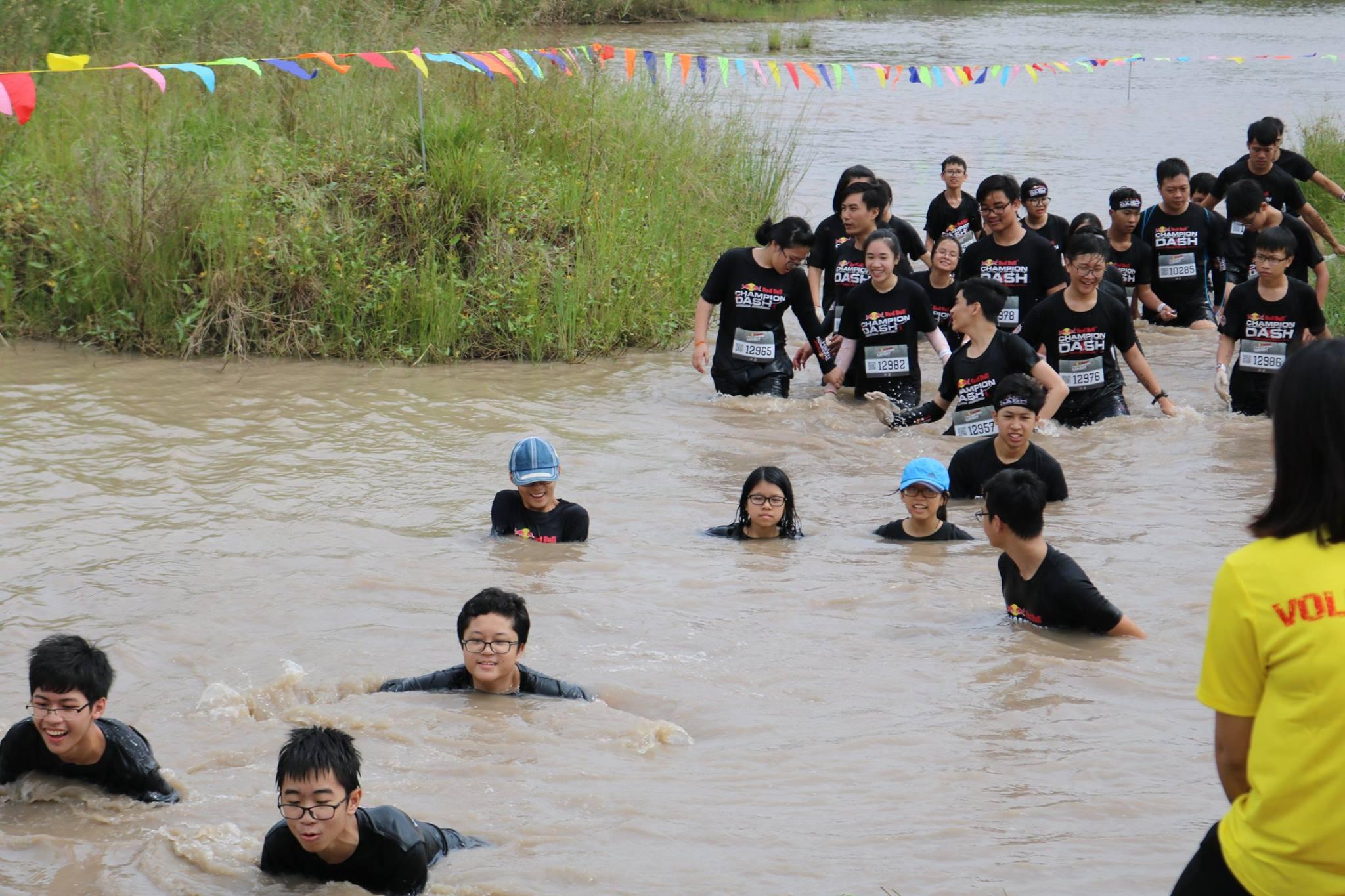 Vượt qua đầm lầy