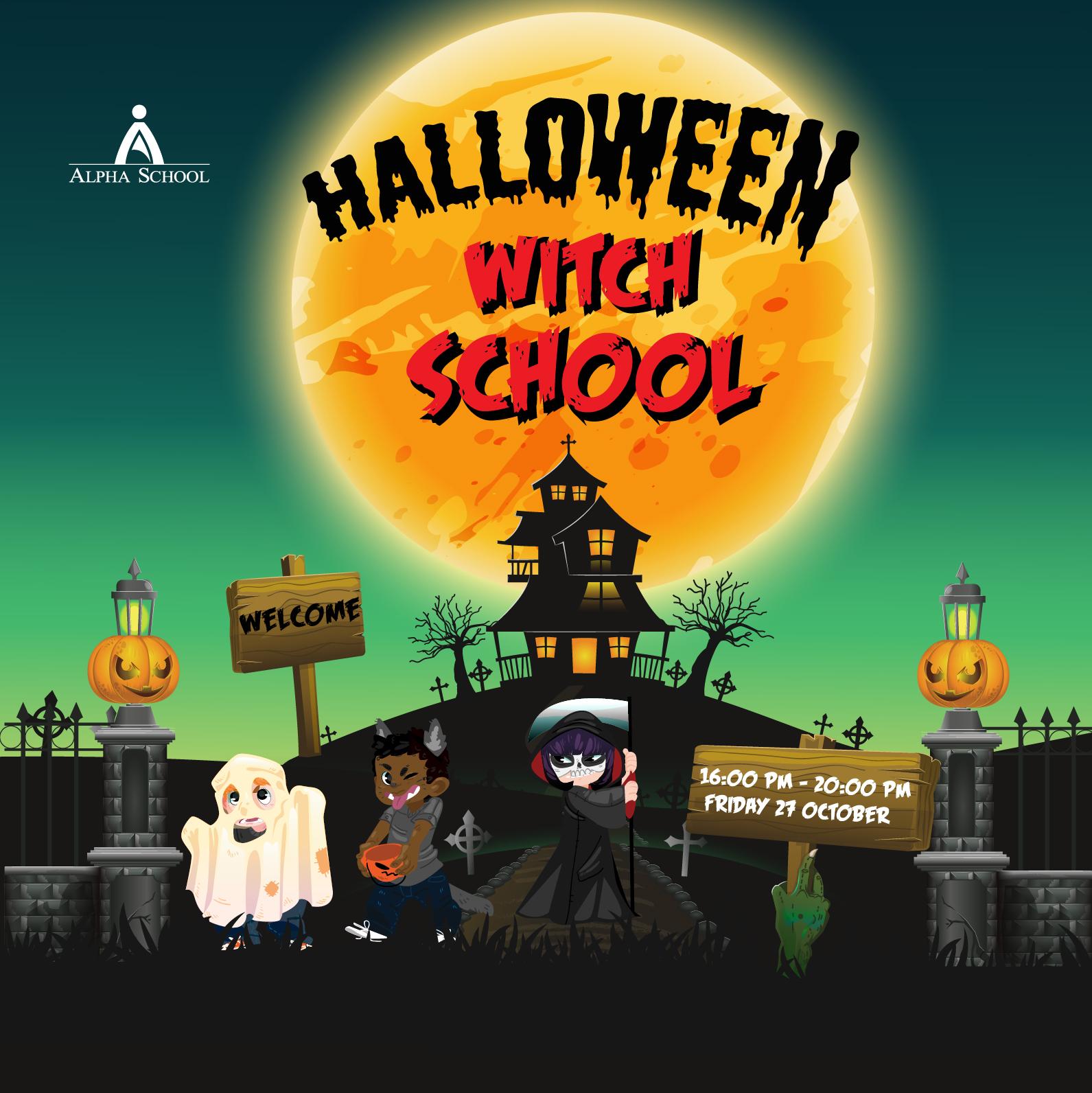 Lễ Hội Halloween 2017