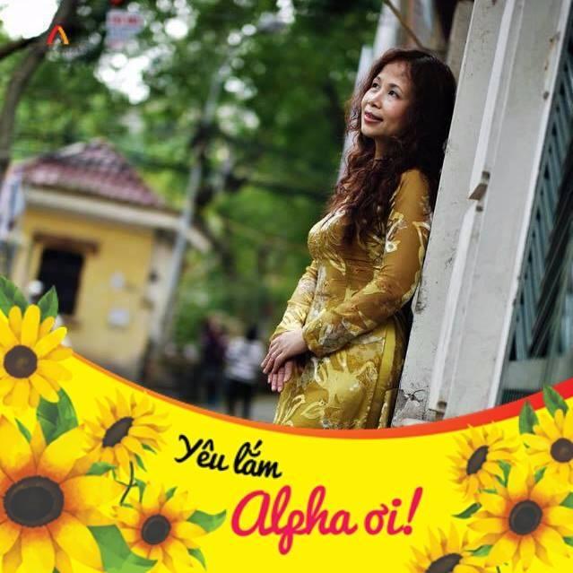 Chị Nguyễn Kim Hạnh, mẹ học sinh Nguyễn Bảo Ngân lớp 7A3