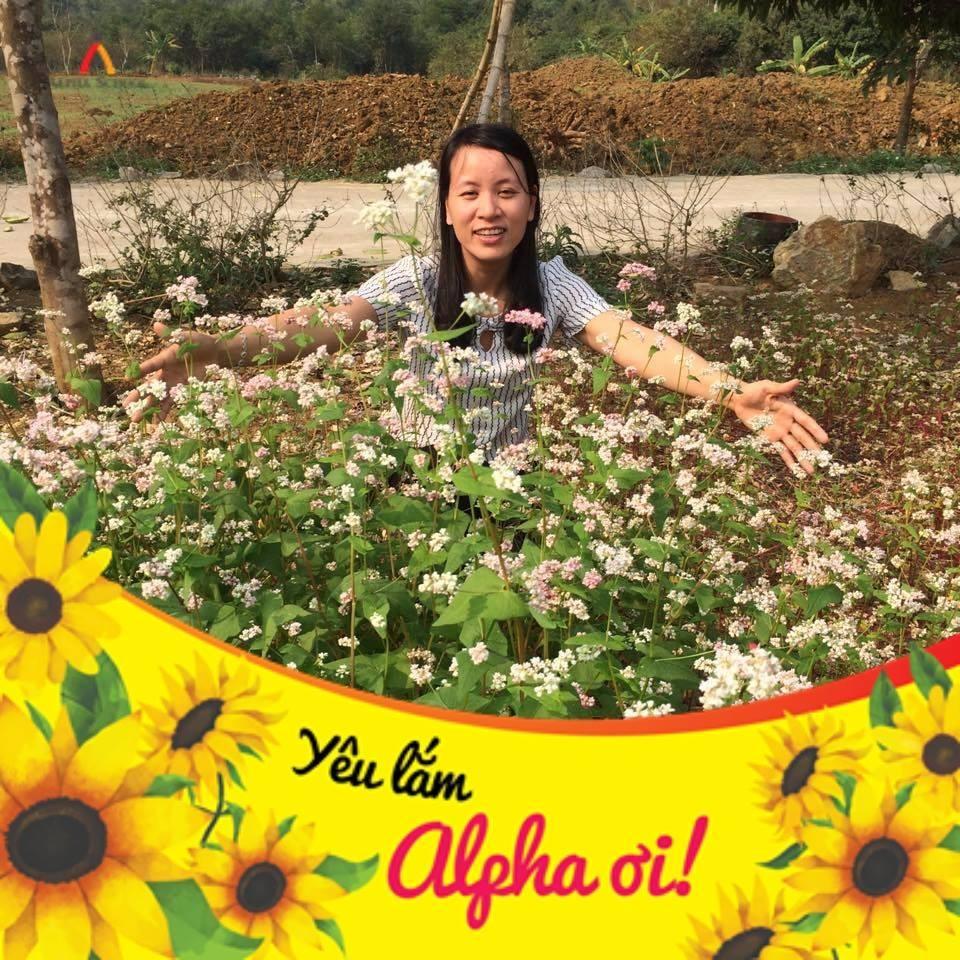 Chị Nguyễn Thị Thùy Dương, mẹ học sinh Nguyễn Hải Bằng lớp 6A5
