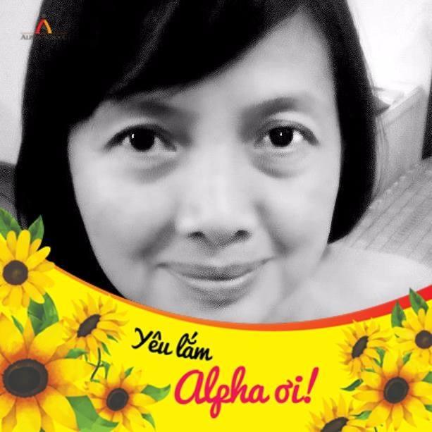 Chị Nguyễn Thị Bích Thảo, mẹ học sinh Nguyễn Thảo Ngân lớp 7A2
