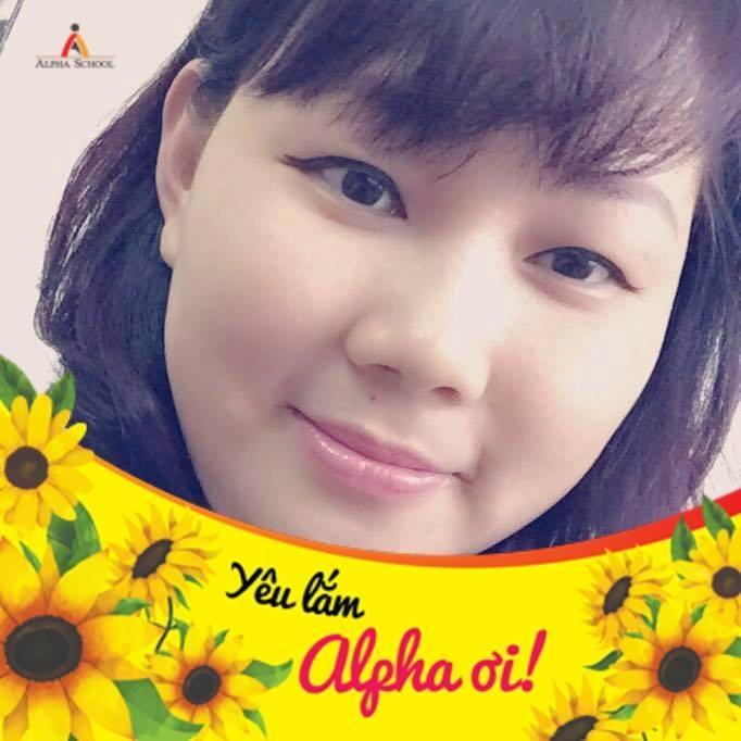 Chị Nguyễn Thị Việt Hoa, mẹ học sinh Đỗ Ngọc Nam Anh lớp 9A2