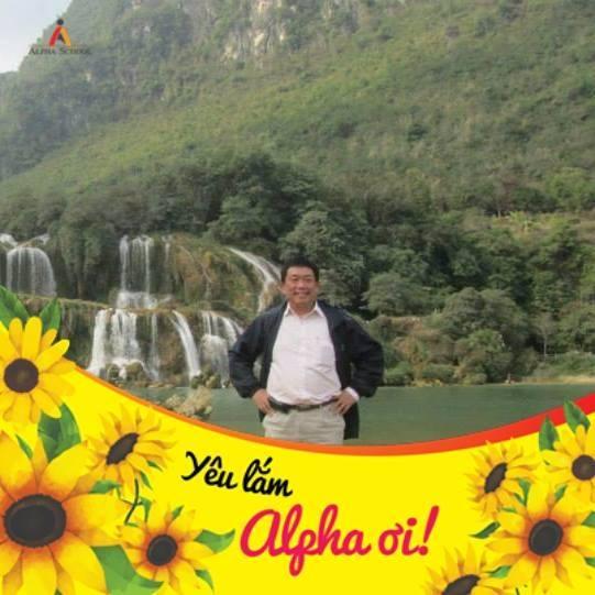 Anh Nguyễn Tuấn Cường, phụ huynh học sinh Nguyễn Gia Hiển lớp 6A3