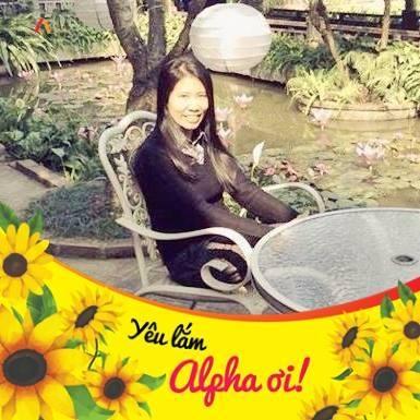 Chị Nguyễn Thị Trà Vinh, mẹ học sinh Nguyễn Hoàng Bách - Lớp 6A1