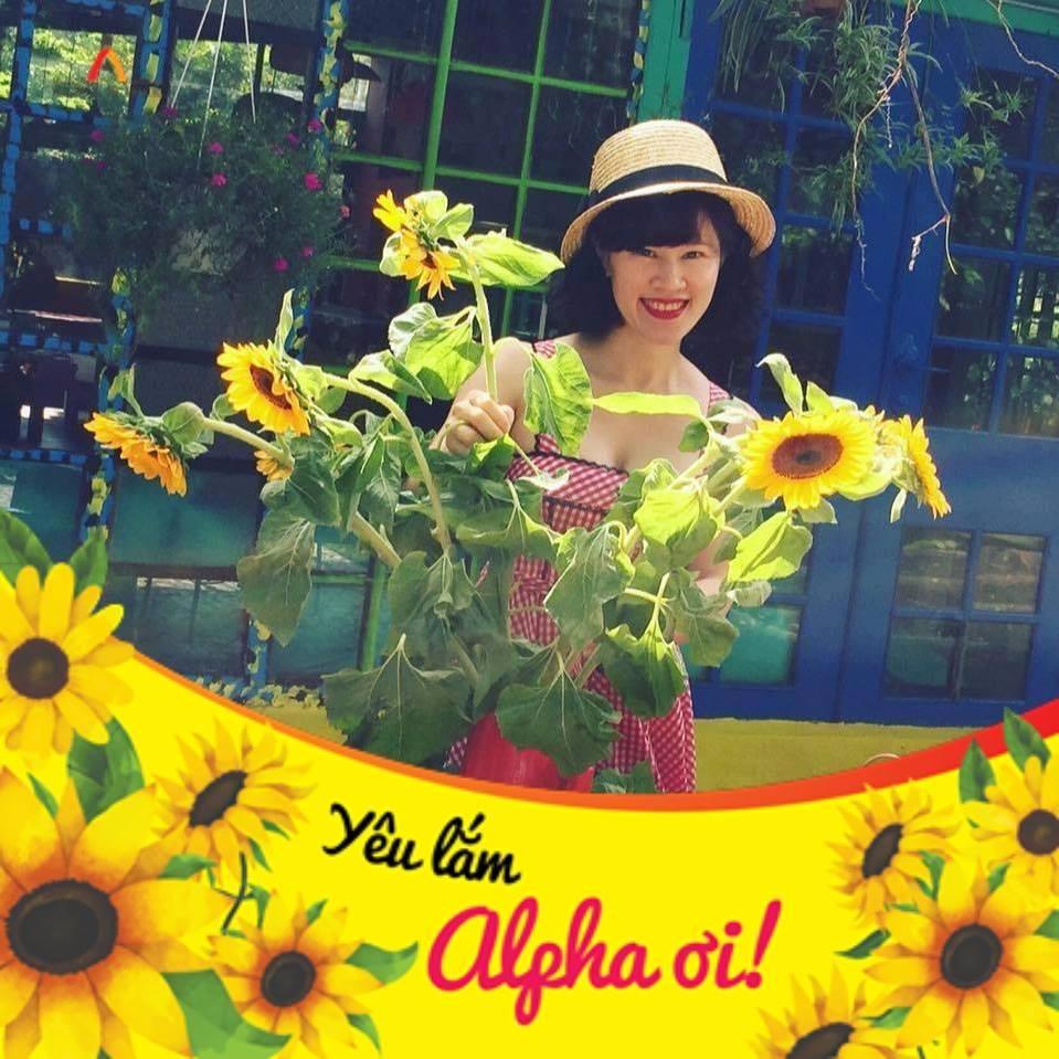 Chị Trần Kim Thanh, Mẹ Doãn Trường An - 9A3